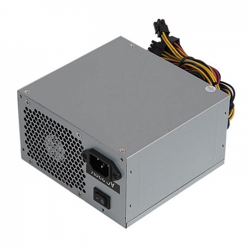 Блок питания 400w Linkword 24+4pin, molex, sata, 6pin