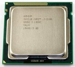 s1155 i3-2100 Sandy Bridge (3100MHz, LGA1155, L3 3072Kb)